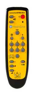 HeartSine SAM 450P AED Trainer Remote Control