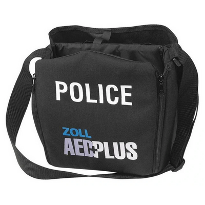 ZOLL AED Plus Replacement Softcase - Police