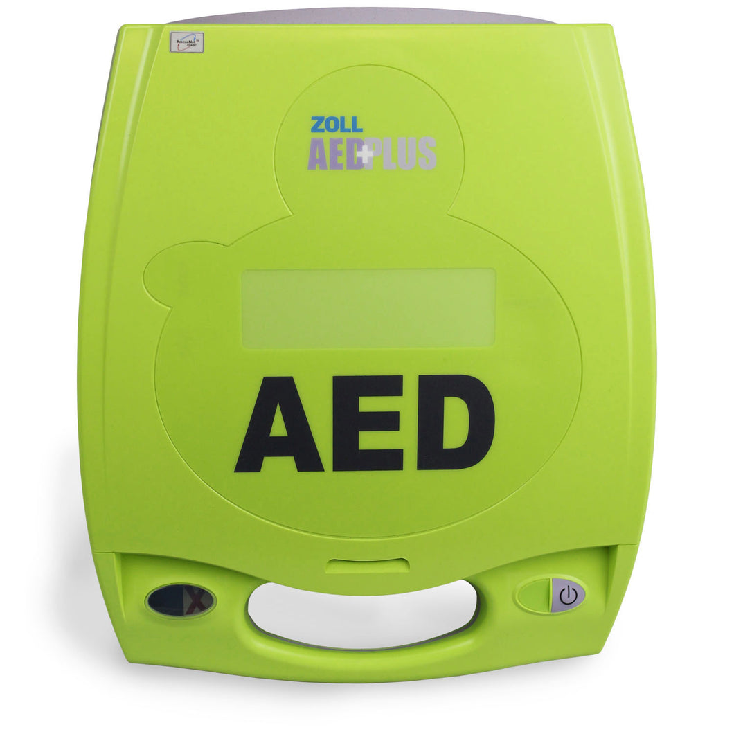 Zoll AED Plus Semi Automatic Refurbished 8000-004000-01