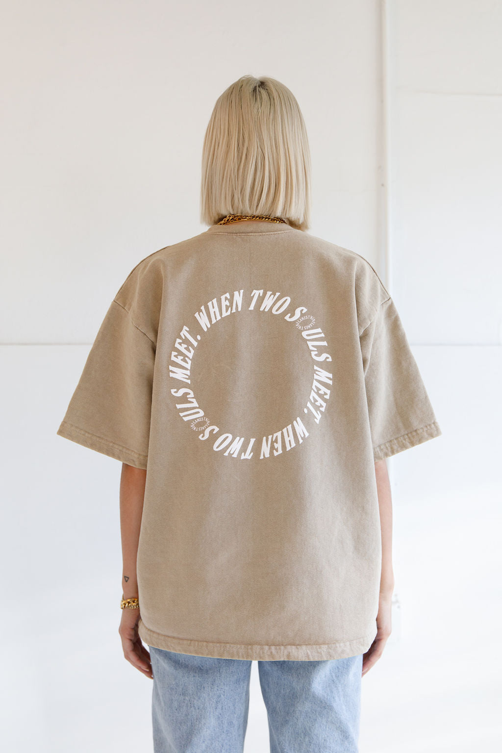 Two Souls Heavy Tee