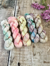 Load image into Gallery viewer, Little Tiddlers 10g minis - 4ply - Set 19/4