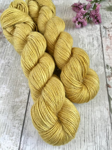 Sale - Alpaca, Silk & Linen - 4ply - Golden Flax
