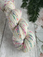Load image into Gallery viewer, High Twist Sock - 4ply - Fairy Lights