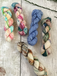 Little Tiddlers - 4ply - Set 17-10