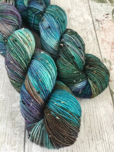 Tweedy Sock - 4ply - OOAK