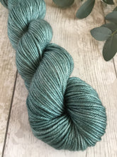 Load image into Gallery viewer, Gleam DK - BFL/Silk - Dark Celadon