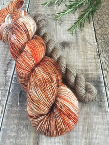 Sock Set - 4ply - Mr Fox