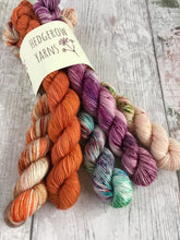 Load image into Gallery viewer, Skinny Minis - 4ply - 5 x 20g - Set 73