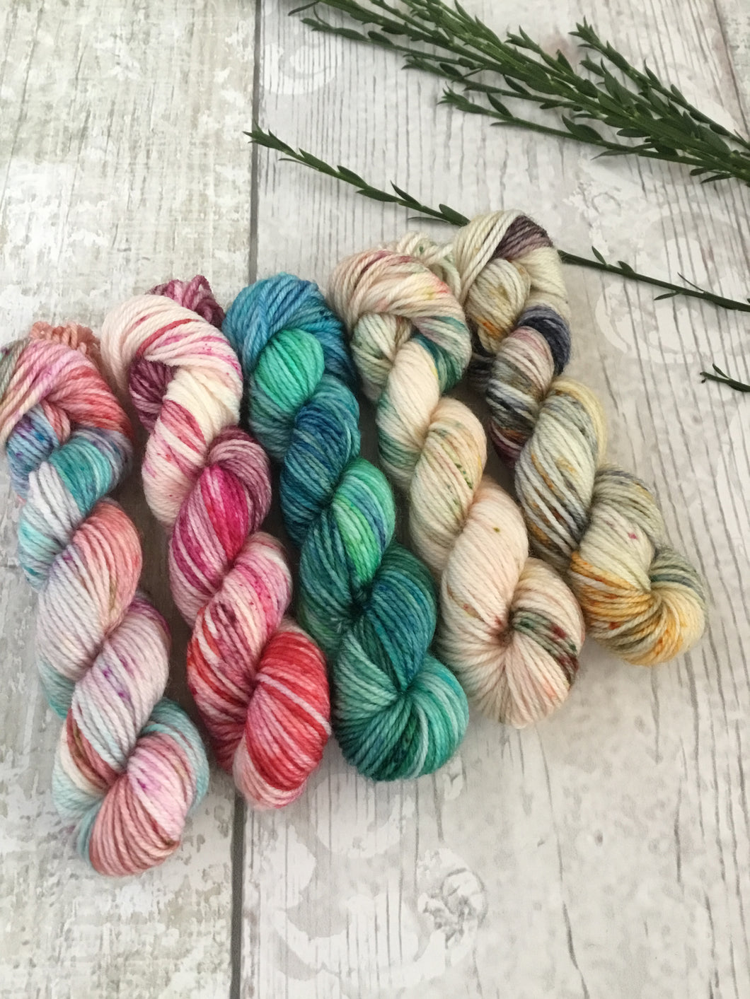 Little Tiddlers - 4ply - Set 14-10