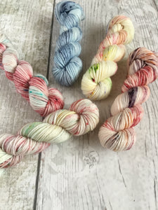 Little Tiddlers 10g minis - 4ply - Set 27/4