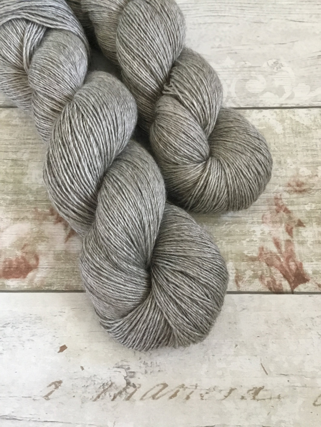 Silky Yak Singles - 4ply - Natural
