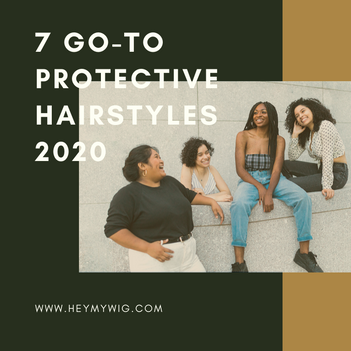 Best Protective Style Ideas For Natural Hair Growth