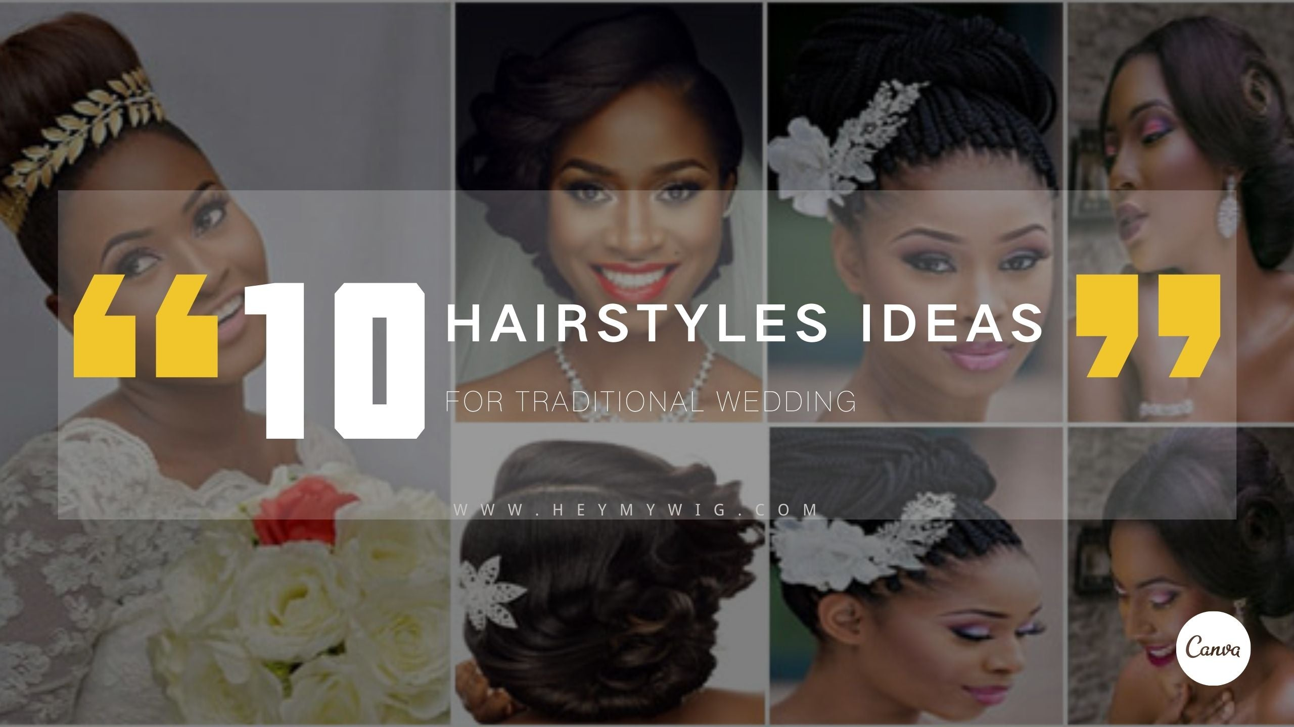 Wedding Season! | 10 Hairstyles IdeasFor Traditional Wedding
