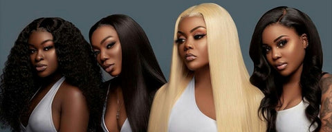 Lace closure wig lace frontal wig for black women 2020 wig trends