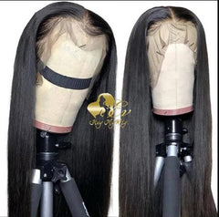 13x6 lace frontal wig straight - heymywig