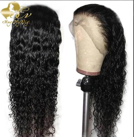 Brazilian Deep Wave Full Lace Wig - Heymywig