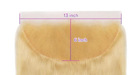 613 blonde platinum virgin hair 13x6 lace frontal from best online hair store near you heymywig