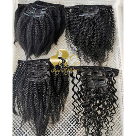 Shop clip in hair extension near me - heymywig.com