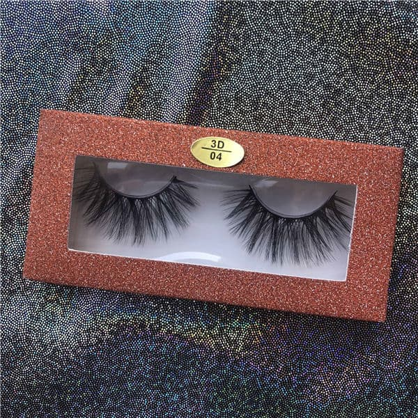 3D Mink False Eyelashes Makeup Lashes 3/10 Pairs