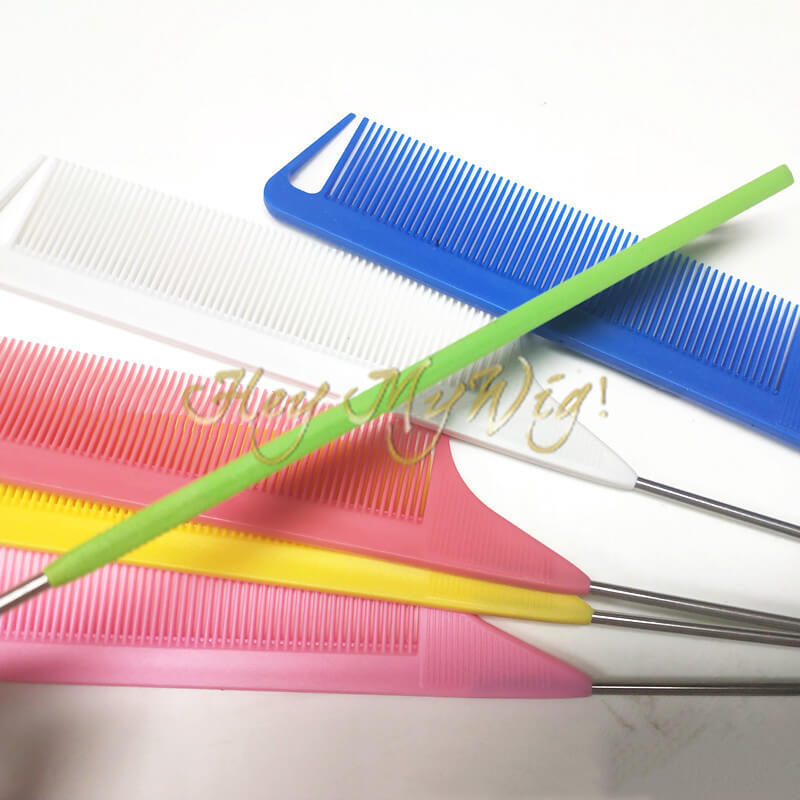Colorful Parting Combs