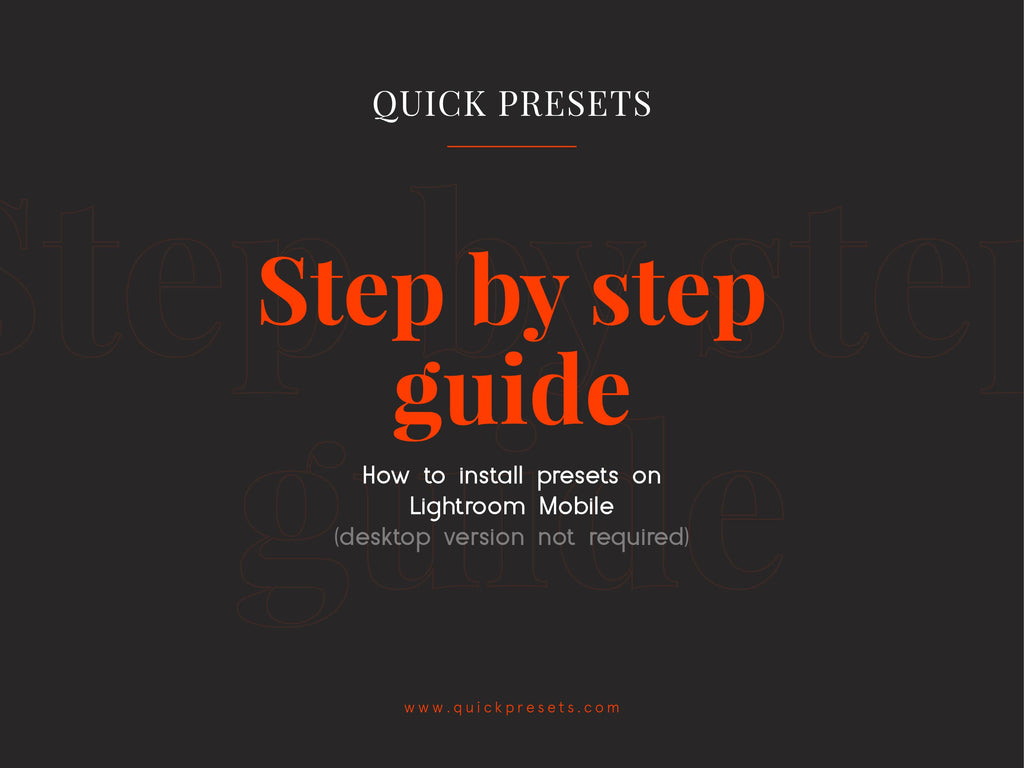 Step by Step Guide_1
