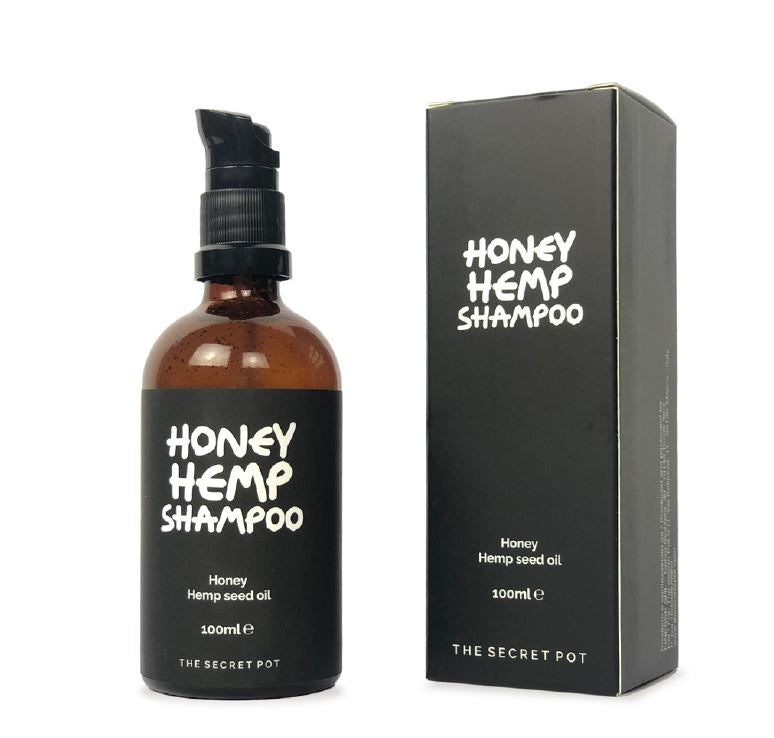 Șampon Honey Hemp