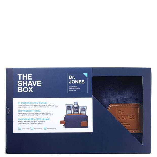 THE SHAVE BOX