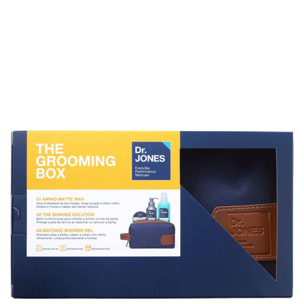 THE GROOMING BOX
