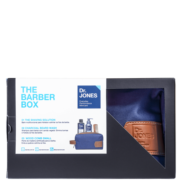 THE BARBER BOX