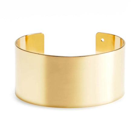 Fornash Charleston Cuff in Gold