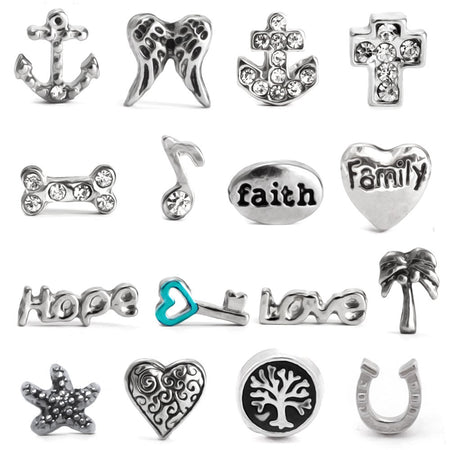 Floating Lifestyle Charms