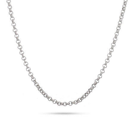 Stainless Steel 2.4mm Rolo Chain