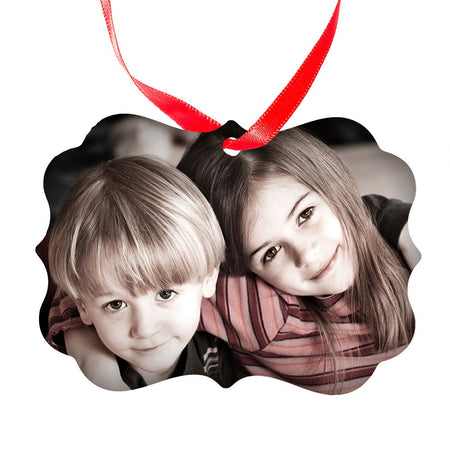 Benelux Style Photo Ornament