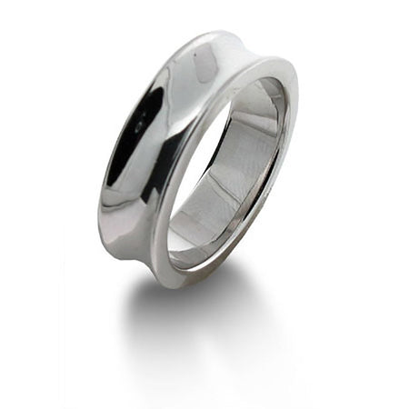 Designer Style 1837 Ring in Sterling Silver | Eve's Addiction®