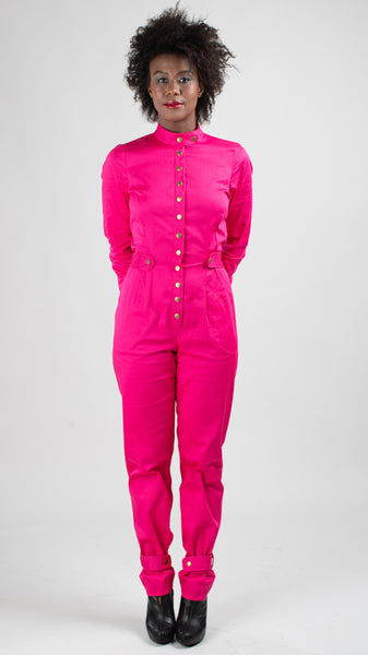 The Quimby in Fuchsia