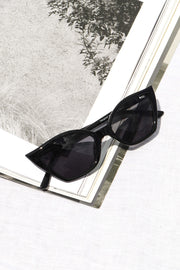 Gemini Sunglasses - Black