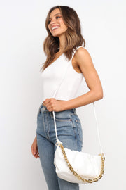 Karia Bag - White