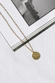 Monterosso Necklace - Gold Plated