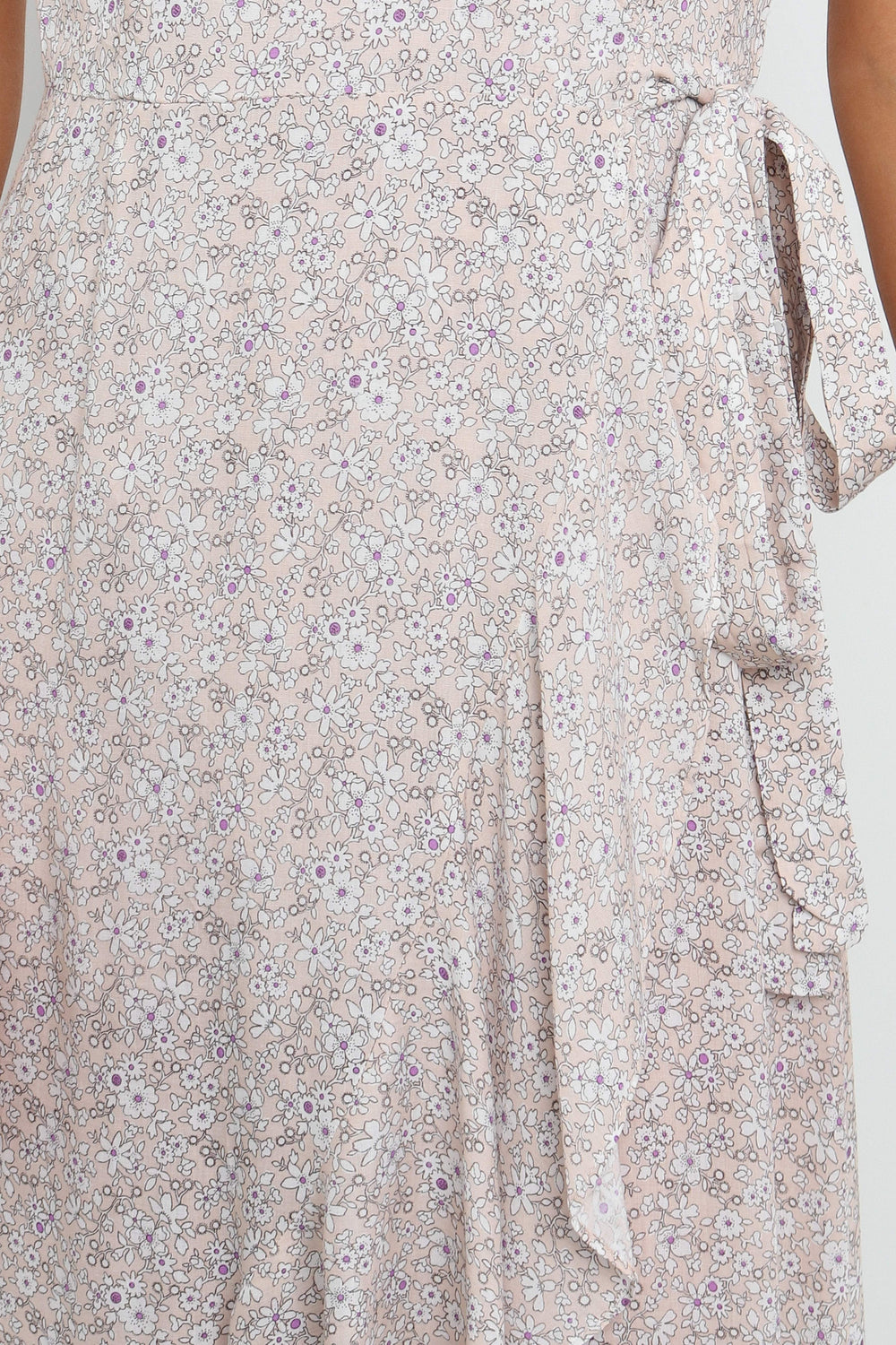 Petal and Pup USA DRESSES Darlene Dress - Blush