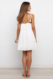 DRESSES Patsy Dress - Ivory