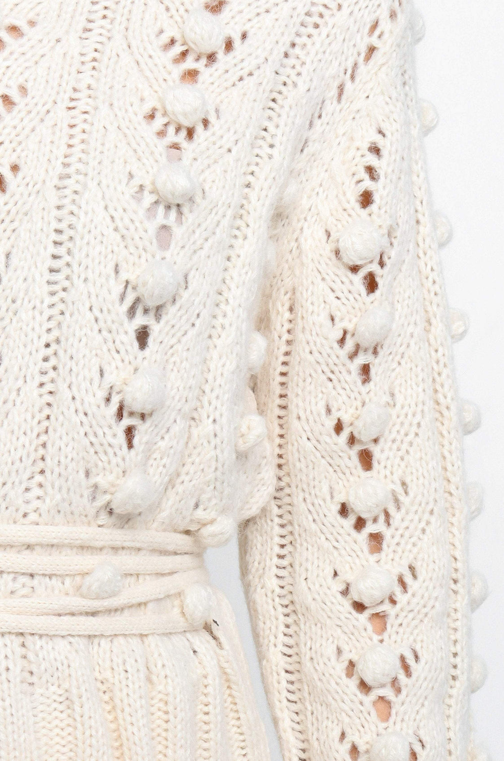Petal and Pup USA KNITWEAR Orchid Knit - Cream