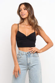 Havelock Top - Black