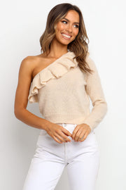 Petal and Pup USA TOPS Sandon Top - Beige