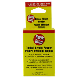 Gimborn Kwik Stop Styptic Powder 14GM