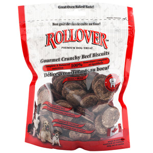 ROLLOVER-Gourmet Crunchy Biscuits Beef Small