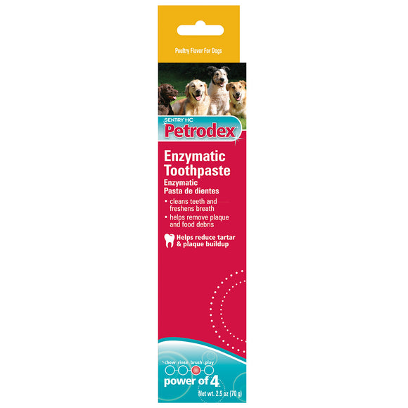 Petrodex Enzymatic Poultry Toothpaste 2.5OZ
