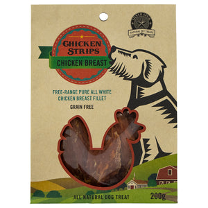 Silver Spur_Chicken Jerky 200GM