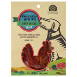 Silver Spur-Chicken Jerky Slices 85GM/200GM