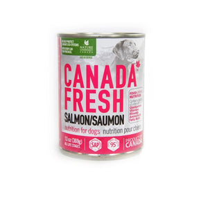 Canada Fresh Dog SAP Salmon 12/369g