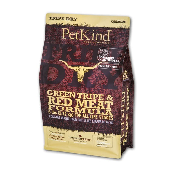 PetKind Red Meat Formula 2.72kg/11.34kg